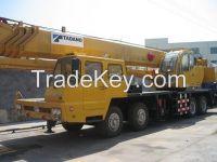 Sell Used Tadano Truck Crane GT550