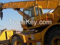 Sell Used Grove Rough Terrain Crane 50T
