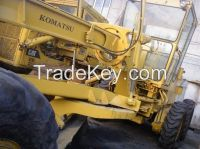 Used Komatsu GD623A-1 Motor Grader Good Condition