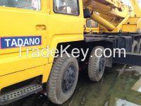 Used Japan Tadano 30T Truck Crane