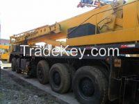 Sell Used Tadano Truck Crane TG700E