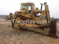 Used Caterpillar Bulldozer D9N