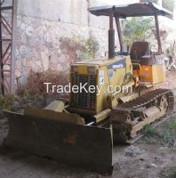 Used Komatsu Bulldozer D20A-7
