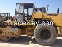 Used Dynapac Road Roller CA35