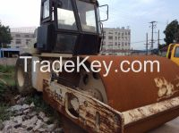 Used Ingersoll- rand Road Roller SD100D
