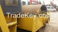 Used Bomag Road Roller BW217D