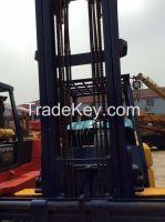 Used Komatsu Forklift FD80E-8