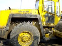 Used Bomag Road Roller 213D