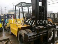 Used Komatsu Forklift FD100