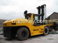 Used Komatsu Forklift FD300-7