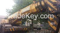 Used Tadano 40T Rough Terrain Crane