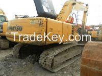 Used PC200-6 Excavator, Komatsu Excavator PC200-6