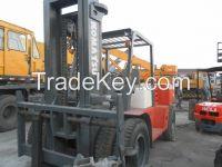 Used Komatsu FD100 Forklift Good Condition