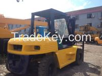 Used Komatsu FD50 Forklift Japan Origin