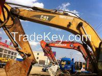 Used 330C Excavator, CAT Excavator 330C,