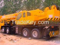 Used 65 Ton Tadano Truck Crane GT650E Good Price