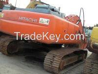 Used ZX240 Excavator , Hitachi Excavator ZX240,