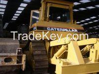 D7H Used Caterpillar Crawler Bulldozer