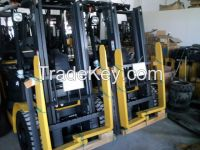 Used FD30T-17 Komatsu 3 Ton Forklift