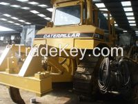 Used CAT D7H Bulldozer , Good Quality