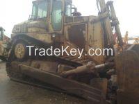 Used CAT D8L Bulldozer , Good Quality