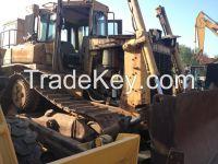 Used CAT D6H Bulldozer , Good Quality