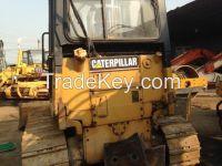 Used Crawler Bulldozer Caterpillar D3C Good Condition