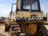 Used Crawler Bulldozer  Caterpillar D5H Good Condition