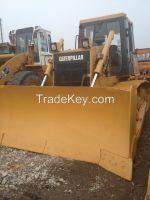 Used Crawler Bulldozer Caterpillar D6G-II