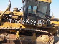 Used D6D Caterpillar Crawler Bulldozer