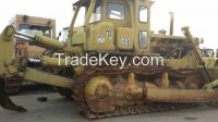 Used CAT D8K Crawler Bulldozer