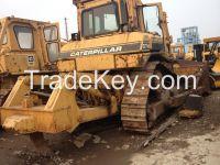 Used Crawler Bulldozer CAT D7H Japan Origin