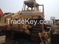 Used CAT Bulldozer D8L Good Condition
