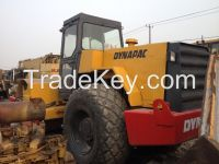 Used Dynapac Compactor CA25D  , Good Quality
