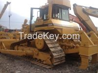 Used CAT Bulldozer D6R With Ripper