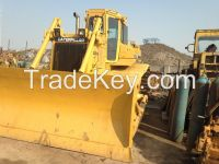 Used CAT Bulldozer D6H With Ripper