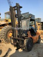 Used Forklift Toyota 5 Ton,Toyota 5 Ton forklift
