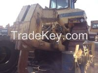 Used CAT Bulldozer D9N With Ripper