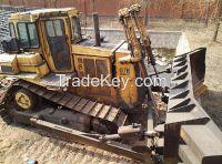 Used CAT D7H Bulldozer,D7H Crawler Bulldozer