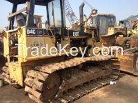 Used bulldozer D4C, Crawler Dozer D4C, Used CAT Bulldozer D4C