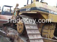 Used bulldozer D5M, Crawler Dozer D5M, Used CAT Bulldozer D5M
