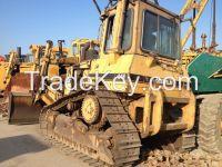 Used bulldozer D4H, Crawler Dozer D4H, Used CAT Bulldozer D4H