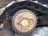 Used bulldozer D7H, Crawler Dozer D7H, Used CAT Bulldozer D7H