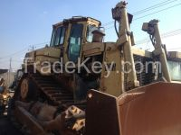 Used bulldozer D9N, Crawler Dozer D9N, Used CAT Bulldozer D9N