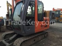 Used Japan Small Excavator ZX60,Used Hitachi ZX60 Excavator