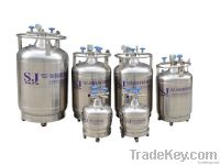 pressure building Liquid Nitrogen Tank