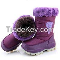 stock kids boot children shoes winter boot