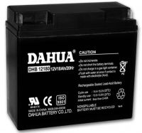 12V18AH/20hr VRLA battery