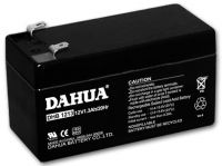 12V1.3AH/20hr Sealed lead-acid rechargeable battery
