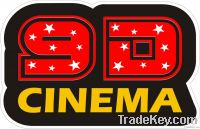 9D cinema manufacturer , electric systems manufacturer